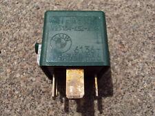 BMW E38 E31 E32 E34 E39 M5 E46 Green Contact Relay Fuse 8 350 566 Siemens