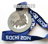 Memorial Medal of the Olympic Games Sochi 2014