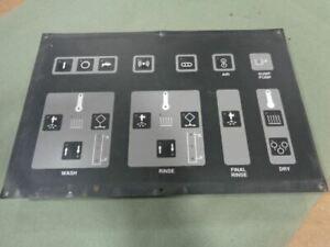 Electrovert Hydrostationpanel Control interface panel for Electrovert Hydrostati