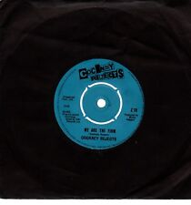"""COCKNEY REJECTS - We Are The Firm - 7"""" Single *Blue Label* *Z10*"""