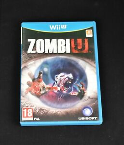 Nintendo Wii U Game Zombi U