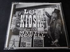 Martin Newell - Let's Kiosk! CD PLOD GYPP THE STRAY TROLLEYS CLEANERS FROM VENUS