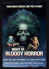 Night of Bloody Horror [New DVD]