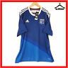 Olympique Lyonnais Football Shirt Adidas XL Away Lyon Soccer Jersey OL 2014 2015