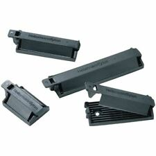 HellermannTyton 151-16800 FKH80-HIR-BK-C1 Flachband Kabelhalter