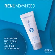 1 tube RENU 28 - Gel redox revitalisant RENU 28 ASEA