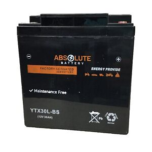 New Sealed YIX30L YB30L-B Battery Polaris Sportsman 500 600 700 800 850 FS Wide