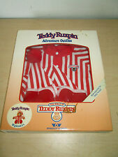Vintage 1985 Teddy Ruxpin Adventure Outfits: Nightshirt Outfit. Nib By W.O.W.