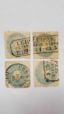 TIMBRES SAXE N 19 X 4 OBLT
