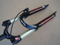 Rock Shox Reba WC BlackBox Carbon PopLock