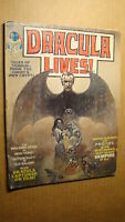 DRACULA LIVES 1 PAINTED BORIS VALLEJO ART WITCHCRAFT COPY