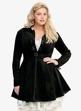 Disney Cinderella Womens Plus 18/20 2x Clock Victorian Coat Overcoat Torrid