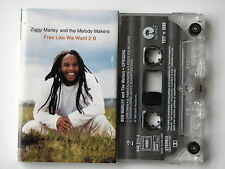 ZIGGY MARLEY AND THE MELODY MAKERS . TAPE . CASSETTE AUDIO . K7