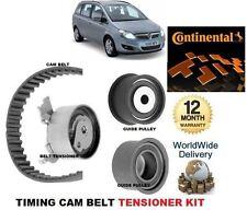 Per Vauxhall Opel Zafira 2.0 2005 -- & gton Timing Cam Belt KIT tensionatore
