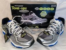 Mens 11 SKECHERS 51501 TONE UPS TRAINER CORTEX RELIANCE Exercise Toning Shoes