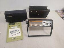 Bk Precision Dynascan 3010 Function Generator Vintage Test Equipment