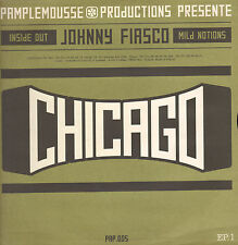 JOHNNY FIASCO / JO ZAS - Chicago Versailles EP.1 - Pamplemousse - PAP005 - Fra