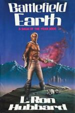 Battlefield Earth Pt. 1 : A Saga of the Year 3000 by L. Ron Hubbard (1982, Hardcover)