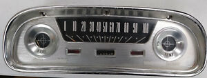 1960 1961 1962 1963 Ford Falcon Dash/ Instrument Cluster OEM Ranchero Dash