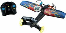 Hot Wheels Sky Shock RC Car Plane Combo Remote Control Car And Plane New