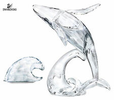 Swarovski Crystal SCS 2012 PAIKEA WHALE 1095228 New In Box MIB Annual Edition