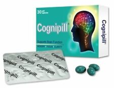COGNIPILL - Nootropic for Memory, Focus, Concentration, Mood, Cognitive Function