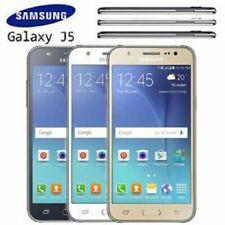 """Unlocked Samsung Galaxy J5 Dual SIM J500f Smartphone 5"""" 1.5GB RAM 16GB ROM 13MP"""
