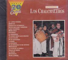 Los Chalchaleros Serie 20 Exitos CD New Sealed