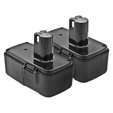 2 x 18V 18 Volt Battery for Craftsman 11098 11103 2.0Ah