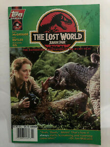 Topps Collectible Comic Book THE LOST WORLD No 2 June 1977 Vol 1