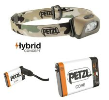 Petzl Tactikka Lampe frontale Mixte adulte Camouflage