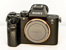 Sony Alpha a7RII 42 MP Digital SLR Camera - Black (Body Only)