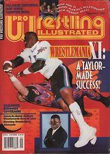 Pro Wrestling Illustrated September 1995 Wrestlemania 11 VG 122315DBE