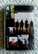 Brand New Factory Sealed, Hootie & The Blowfish Cracked Rear View Cassette Tape