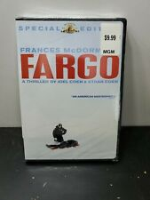 Fargo (Dvd, 2003, Special Edition) New Sealed