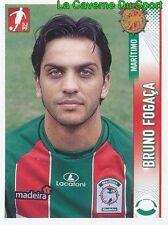 138 BRUNO FOGACA BRAZIL CS.MARITIMO IF Elfsborg STICKER FUTEBOL 2009 PANINI