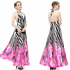 Satin Special Occasion Long Regular Size Dresses for Women