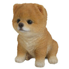DISCONTINUED Pomeranian Puppy Dog Pet Pal Vivid Arts