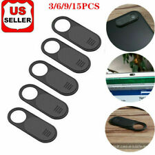 LOT Webcam Cover Slider Camera Shield Privacy Protect Sticker Fit Laptop Phone