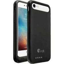 For iPhone 7 /8 Battery Charging Case Power Bank- Surgit- Black 3100mAh