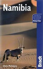 Namibia: The Bradt Travel Guide by Chris McIntyre (Paperback, 2007)