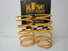 Lowered Rear KING Springs to suit Commodore VT VX VY VZ Sedan Models