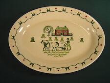 "Vintage Poppytrail By Metlox ~ Homestead Provincial 11"" Platter"