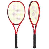 Yonex Graphite Vcore 98 G2 Tennis Racquet In Red Strung