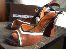 Sandales Escarpins Stiletto Chie Mihara T.40 Modèle Camino