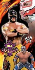 CATCH WWE Serviette Bain REY MYSTERIO 150x75 Officiel