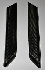 GMC Canyon 2015+ Front Door Trim (2 pcs) - 100% Carbon Fiber Gloss