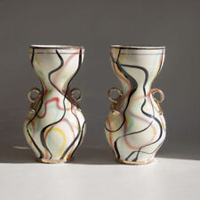 Ceramic European Art Pottery 1940-1959 Date Range