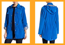 Tommy Hilfiger ~ Hooded Anorak Women's Rain Jacket $150 NWT