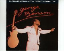 CD GEORGE BENSONWeekend in L.A.EX (A3663)
